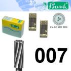 Zylinder-Fräser - Fig. 21-007 (6er-Pack)