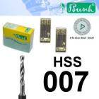 HSS-Spiralbohrer - Fig. 203HSS-007 (2er-Pack)