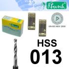 HSS-Spiralbohrer - Fig. 203HSS-013 (2er-Pack)