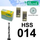 HSS-Spiralbohrer - Fig. 203HSS-014 (2er-Pack)