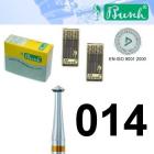 Doppelkegelfräser - Fig. 446AU-014 (2er-Pack)