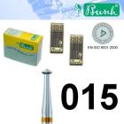 Doppelkegelfräser - Fig. 446AU-015 (2er-Pack)