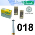 Doppelkegelfräser - Fig. 446AU-018 (2er-Pack)