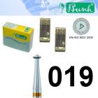 Doppelkegelfräser - Fig. 446AU-019 (2er-Pack)