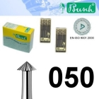 Spitz-Fräser - Fig. 420-050 (6er-Pack)
