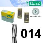 Zylinder-Fräser - Fig. 21HM-014 (6er-Pack)