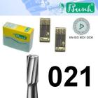 Zylinder-Fräser - Fig. 21HM-021 (6er-Pack)