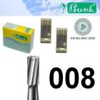 Zylinder-Fräser - Fig. 21HM-008 (6er-Pack)