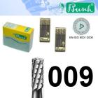Zylinder-Fräser - Fig. 31HM-009 (6er-Pack)