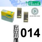 Zylinder-Fräser - Fig. 31HM-014 (6er-Pack)