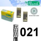 Zylinder-Fräser - Fig. 31HM-021 (6er-Pack)