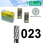 Zylinder-Fräser - Fig. 31HM-023 (6er-Pack)