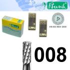 Zylinder-Fräser - Fig. 31HM-008 (6er-Pack)