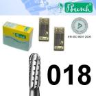Zylinder-Fräser - Fig. 31R HM-018 (6er-Pack)
