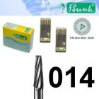 Zylinder-Fräser - Fig. 23HM-014 (6er-Pack)