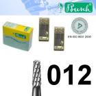 Zylinder-Fräser - Fig. 33HM-012 (6er-Pack)