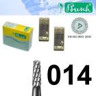 Zylinder-Fräser - Fig. 33HM-014 (6er-Pack)