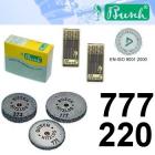 Schleifräder Hitzlos - Fig. H-777-220 (12er-Pack)
