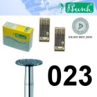 Diamant-Fräser - Fig. 818-023 (2er-Pack)