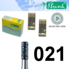 Diamant-Fräser - Fig. 835-021 (2er-Pack)