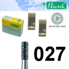 Diamant-Fräser - Fig. 836-027 (2er-Pack)
