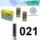 Diamant-Fräser - Fig. 842R-021 (2er-Pack)