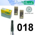 Diamant-Fräser - Fig. 847-018 (2er-Pack)