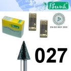 Diamant-Fräser - Fig. 852-027 (2er-Pack)