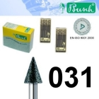 Diamant-Fräser - Fig. 852-031 (2er-Pack)