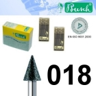 Diamant-Fräser - Fig. 859-018 (2er-Pack)