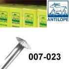 Messerfräser (HH) 007 bis 023 (6er-Pack)