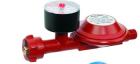 Druckminderer für Propan-/Butangas: 50 mbar