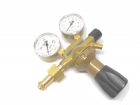 Druckminderer für Sauerstoff: 0-10 bar