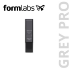 Formlabs RESIN Grey Pro für Form 2