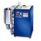 Schmelzanlage mit Vakuumkammer: MUV 200 / 3,5