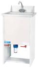 Handwaschbecken LAV 1P zur Edelmetallrückgewinnung