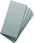 Übungsplatten, 50,8 × 101,6 mm, kohlenstoffarmer Stahl, 5er-Pack