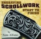 Engraving Scrollwork Start to Finish
