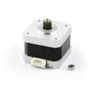 Zortrax M200 Extruder Motor + Extruder Motor Gear + Bearing