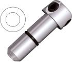 QC-Werkzeughalter: 3,45 mm, traditionell, aus Edelstahl