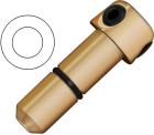QC-Werkzeughalter: 3,45 mm, traditionell, aus Bronze