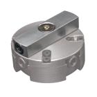 Aluminium-Adapterblock