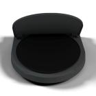 Fotobox Drehtelleraufsatz schwarz Eclipse