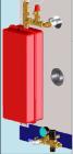 Ausdehnungsgefäß für Kühlanlagen