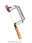 Sägebogen Knew Concepts MK 3Ti aus Titan