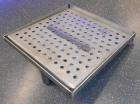 Wachsauffangschale für Kammerofen N40 mit Ablauf