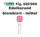 Schleifkörper Edelkorund rosa Fig. 682 060