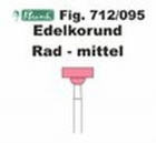 Schleifkörper Edelkorund rosa Fig. 712 095