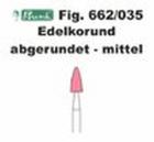 Schleifkörper Edelkorund rosa Fig. 662 035