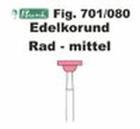 Schleifkörper Edelkorund rosa Fig. 701 080